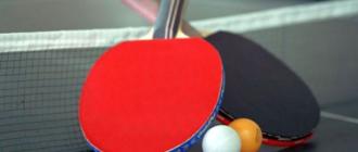 Настольный теннис на Бетсити