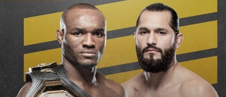 UFC 251 ставки